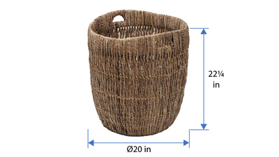 Madras Indoor Planter/Large Basket