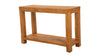 La Jolla Rattan Console Table