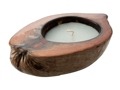 Coco Shell Candle
