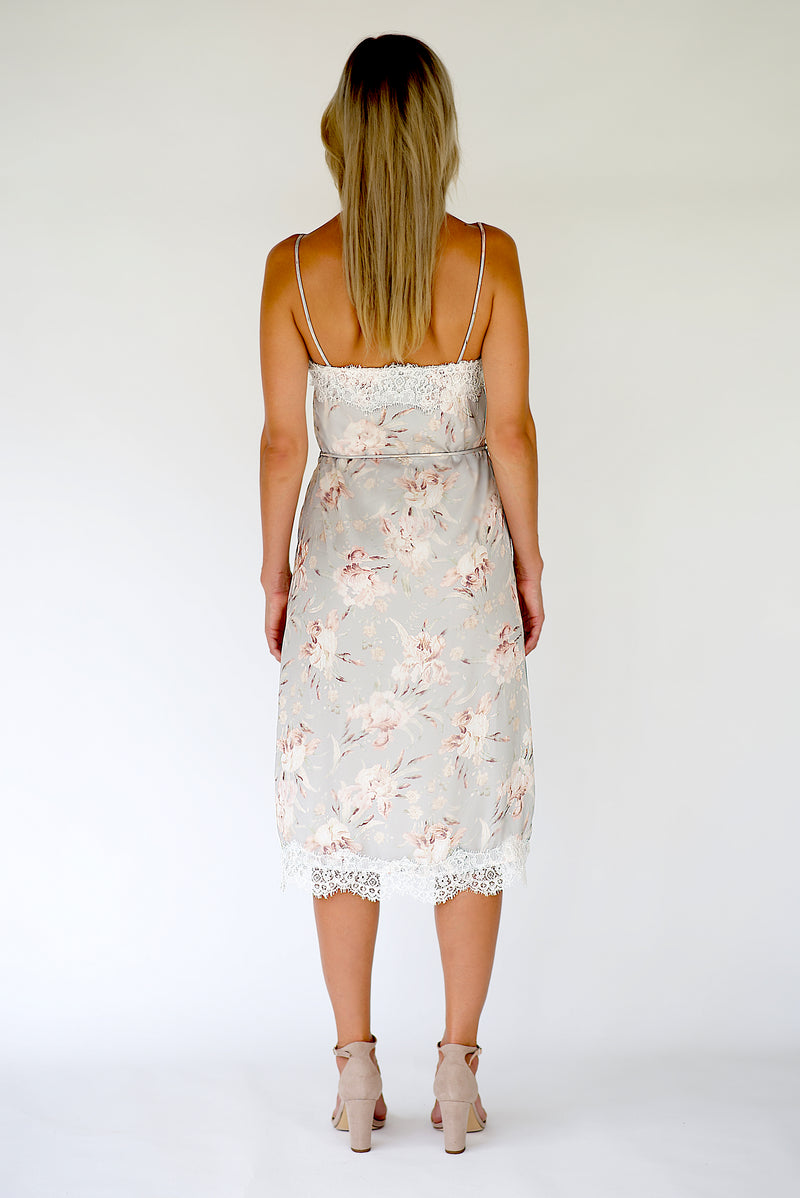 Camilla Midi Slip Dress