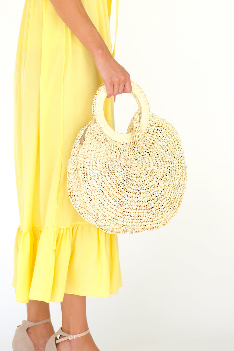 Resort Ivory Bag