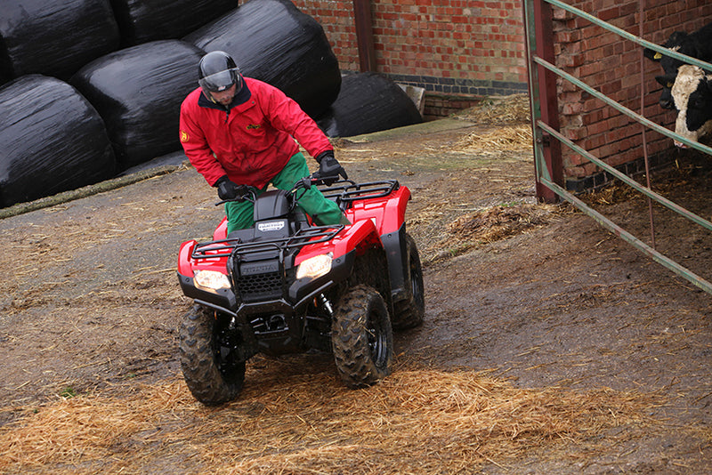 Honda 2020 TRX420 FA2 - Fourtrax DCT PS 2-4wd - Low Rate Finance