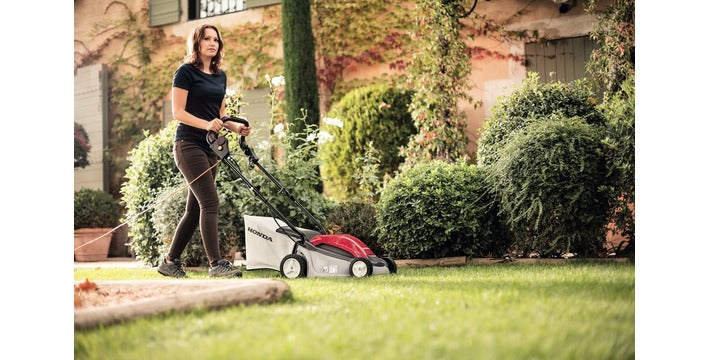 "Honda HRE330 13"" Electric Lawnmower"