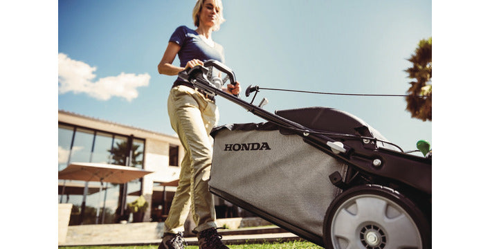 "Honda HRX537VY 21"" Variable Speed Mower"