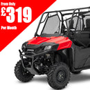 "Honda Pioneer 700 ""Side By Side"" 4 Seater - Low Rate Finance"