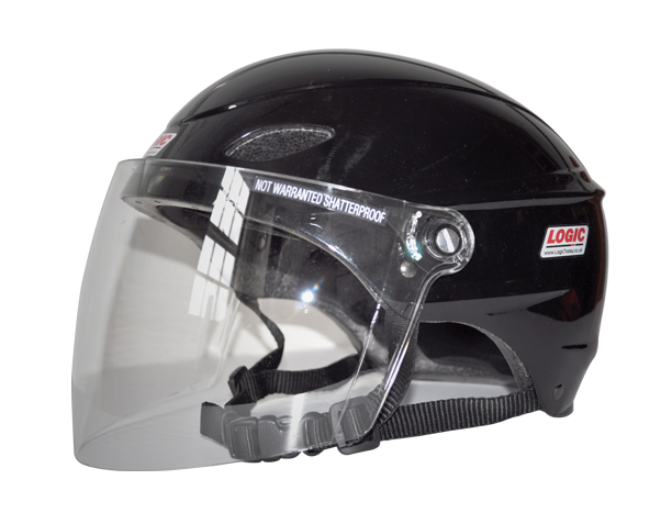 Logic ATV Safety Helmet C-W Visor