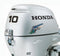 Honda BF10 Long Leg Tiller Handle Outboard
