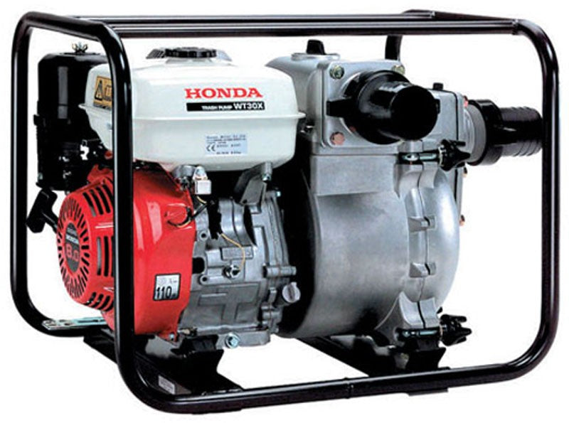 Honda WT30 3 Inch Trash Water Pump