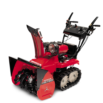 HSS760 ETD Honda Snow Blower Electric Start