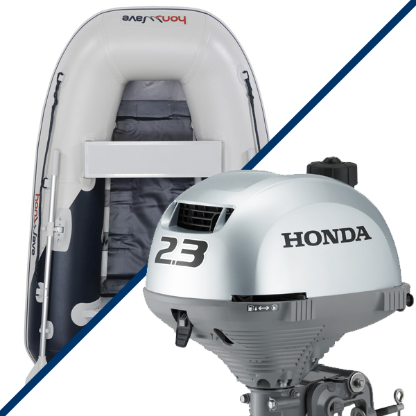 Honwave T20-SE (2 Person) & Choice of Engine