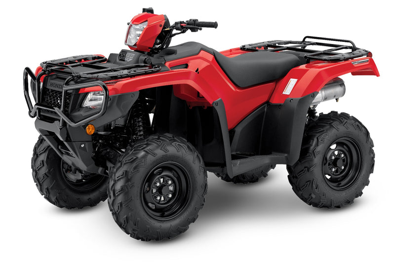 Honda TRX520 FM6 - Foreman S 2-4wd (Independent Rear Suspension) & Power Steering ATV