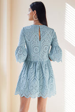 Adele Dress Blue