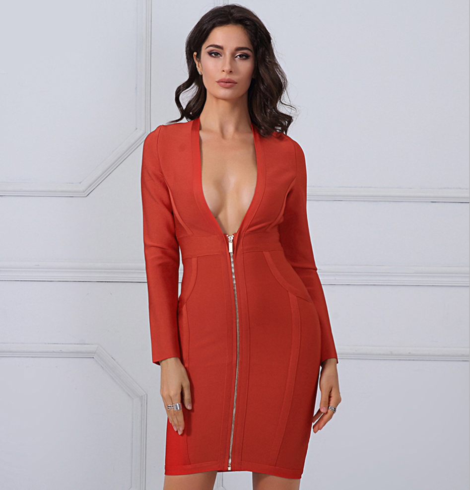Dare Dress Red