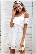Dove Dress White