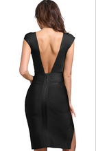 Empower Dress Black