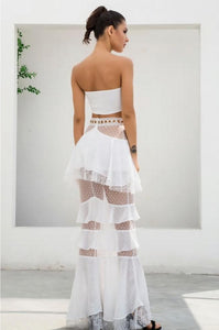LUXE Louise Set White