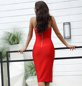 Remy Dress Red