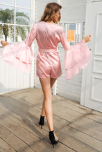 Rose Pink Playsuit