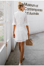 Grace Dress White
