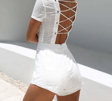 Bliss Playsuit - Overnight Shipping