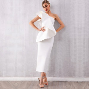 Waves Dress - 4 Colours