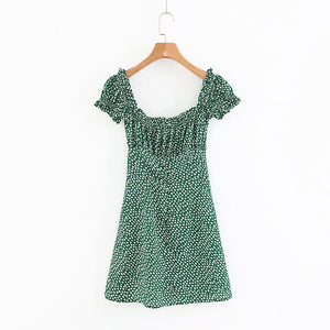 Wildflower Dress - Overnight Shipping