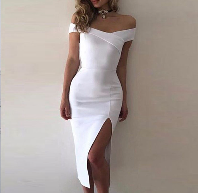 Love Dress White