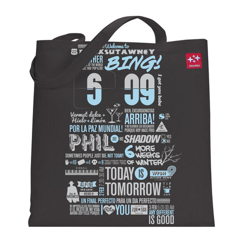 Groundhog day bag