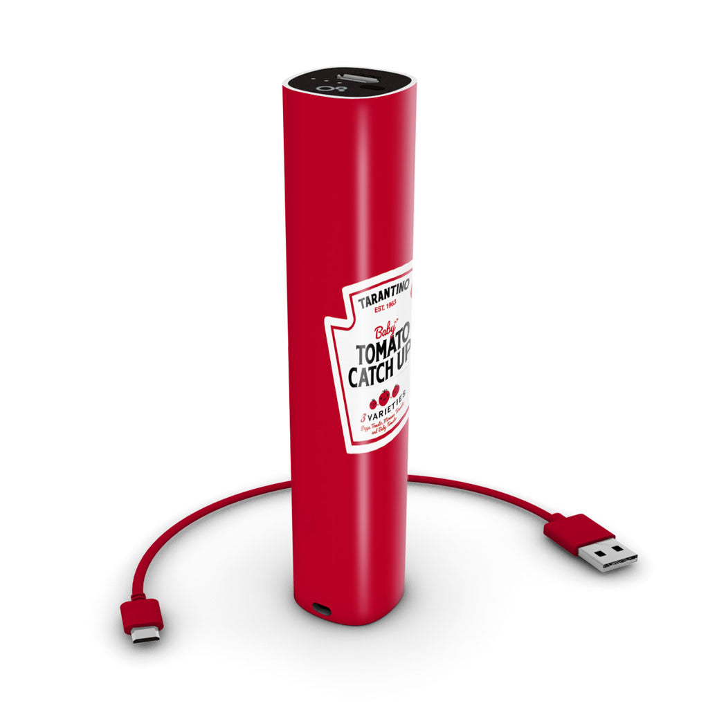 TOMATO 2600 mAh mobile charger