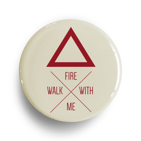 twin peaks fire walk with me button