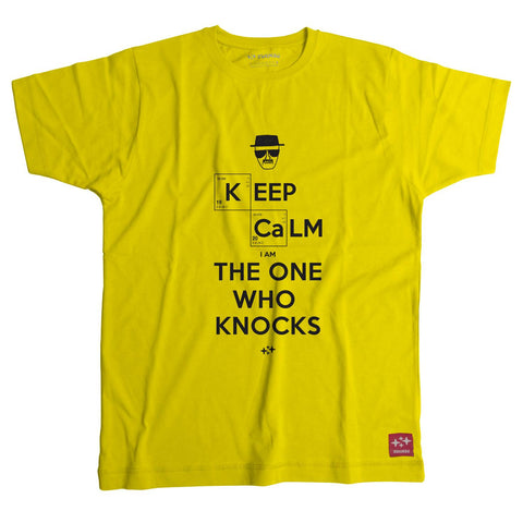 camiseta breaking bad keep calm