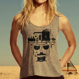 breaking bad t-shirt for woman by suxinsu