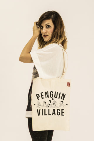 dr slump penguin village bag suxinsu