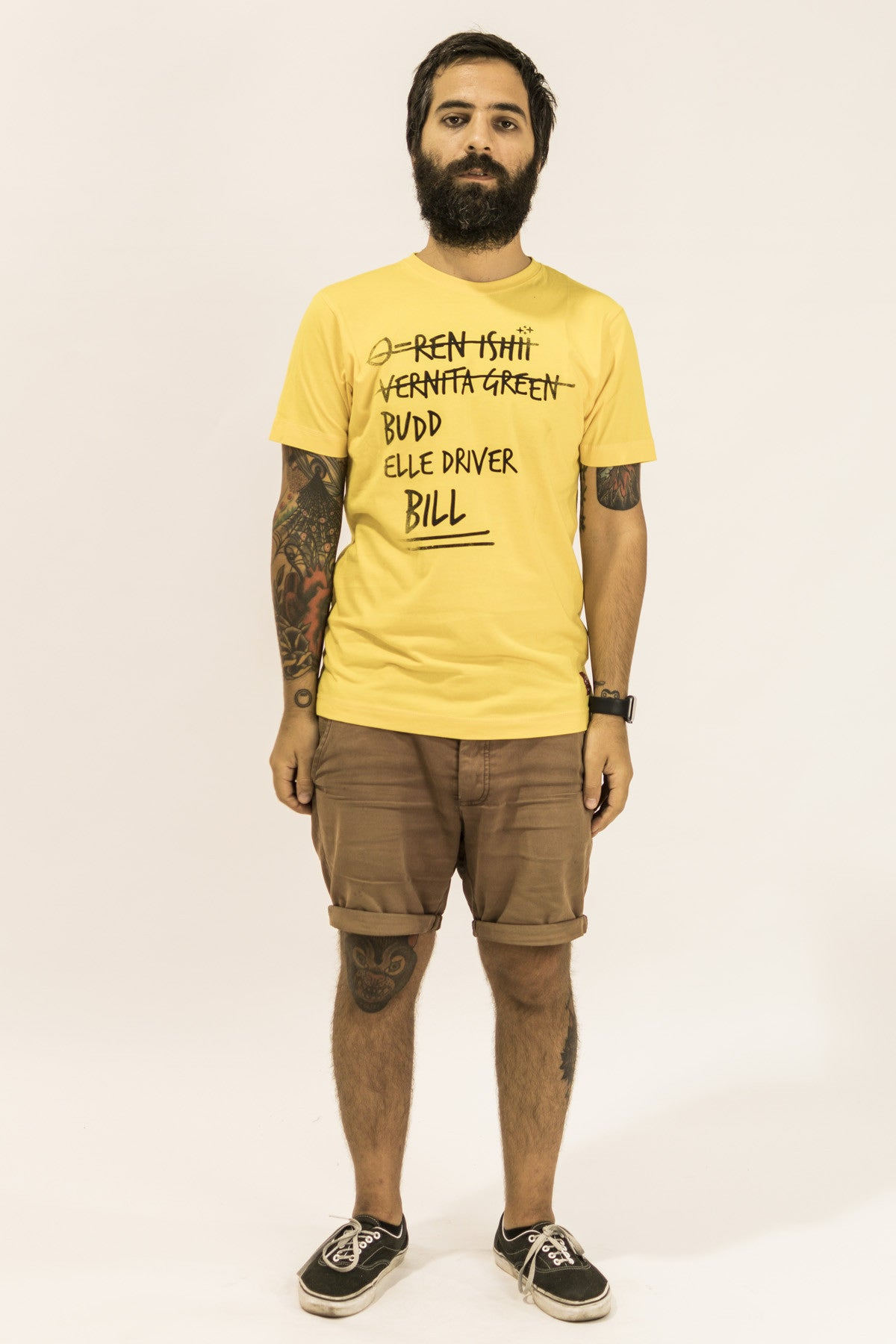 camiseta kill bill suxinsu