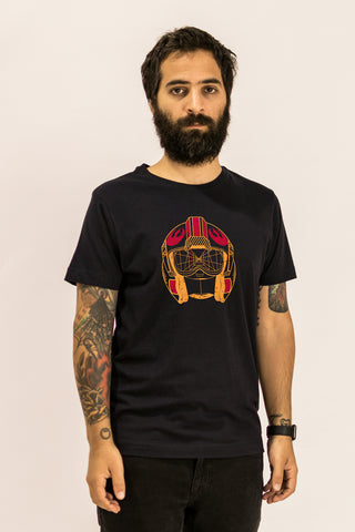 star wars red 5 tshirt