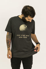 Star Wars Death Star tshirt by Suxinsu