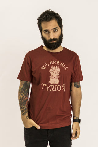 tyrion game of thrones tshirt by suxinsu