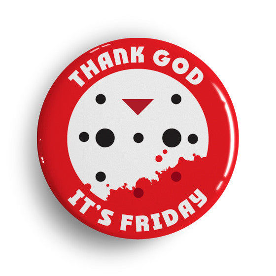 viernes 13 chapa iman TGIF thank god it's friday