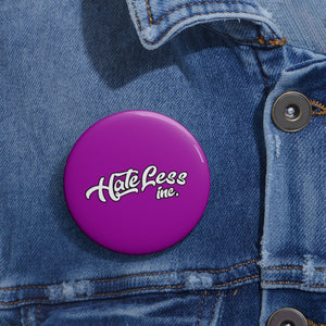 HateLess Pin Buttons
