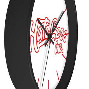 HateLess Wall clock