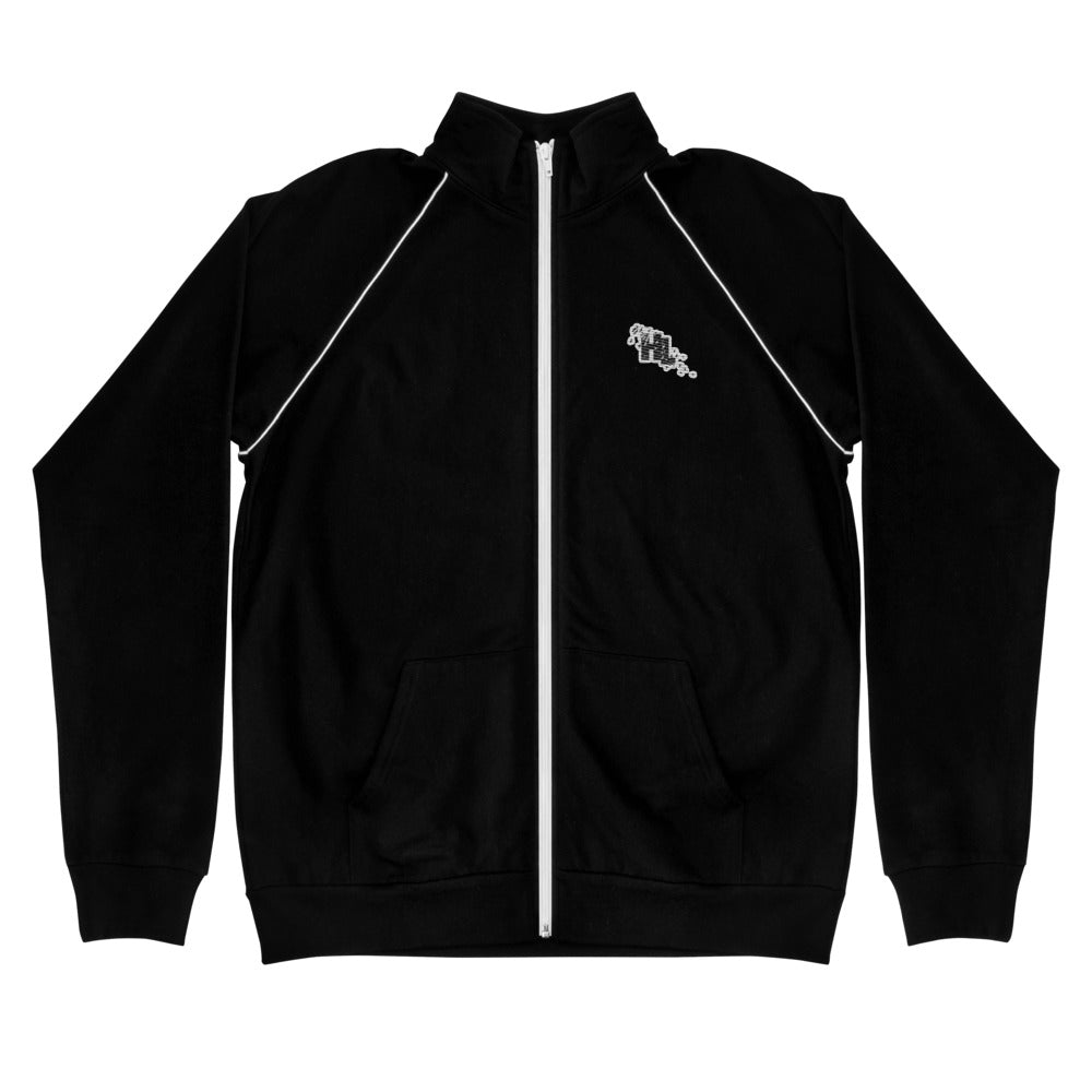 HateLess Piped Fleece Jacket