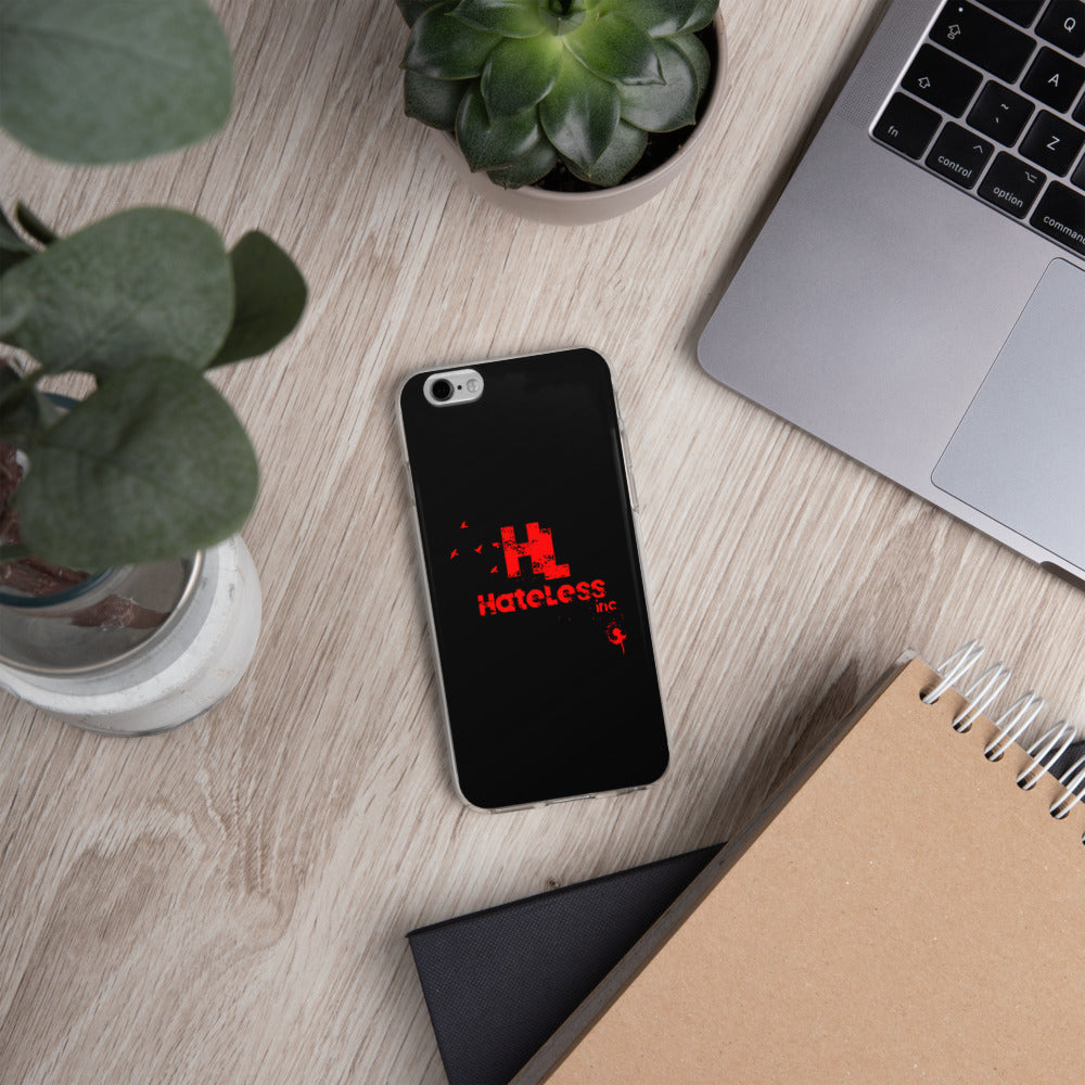 HateLess iPhone Case