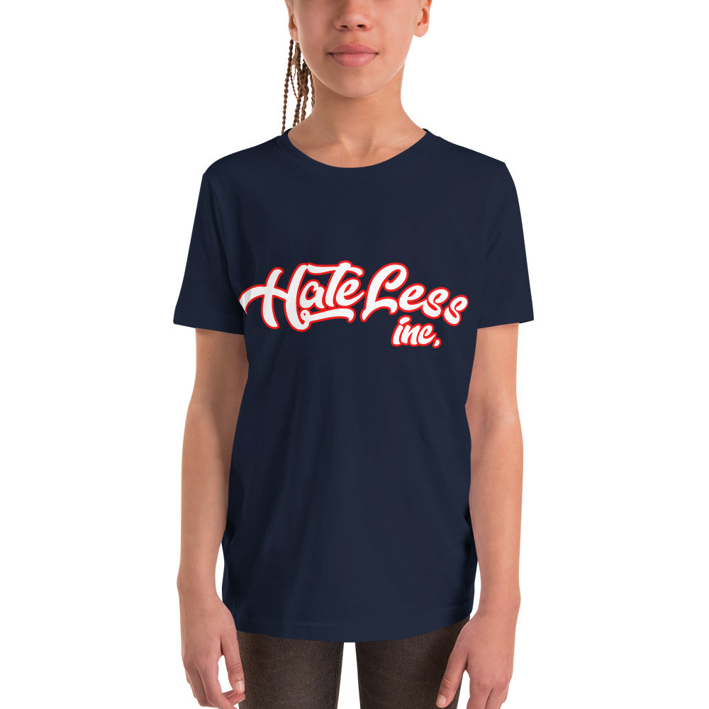 HateLess Youth Short Sleeve T-Shirt