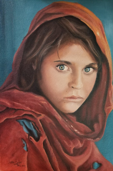 Afghan Girl on National Geographic Cover Final Episode