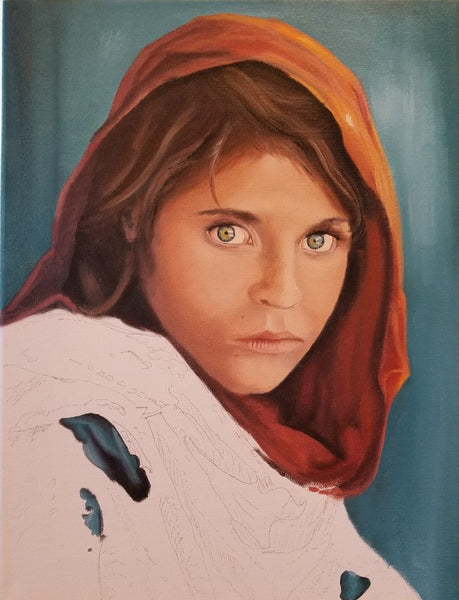 Afghan Girl on National Geographic Cover - Episode 3