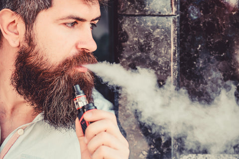 Should You Vape in Order to Release Some Stress?