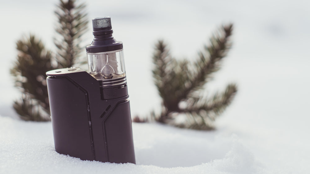 What Happens if Your E-Liquid Freezes in Your Vape Tank?