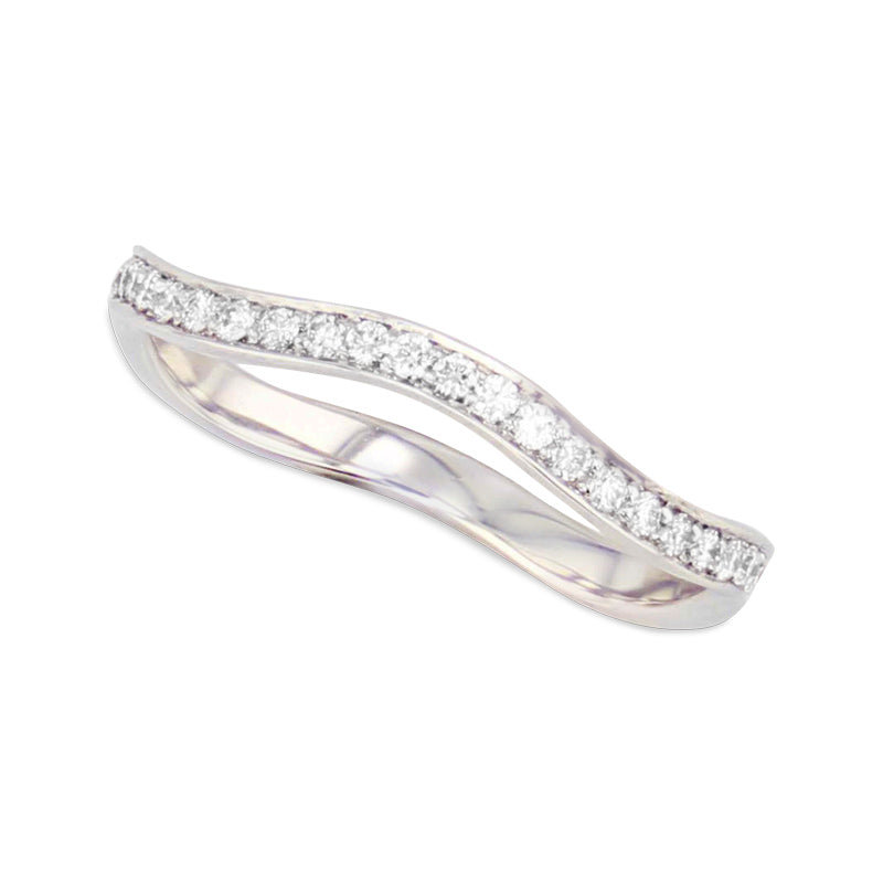 Diamond Stylet Ring