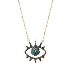 Eye Light Necklace