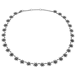 Colette Glow Necklace with White Diamonds